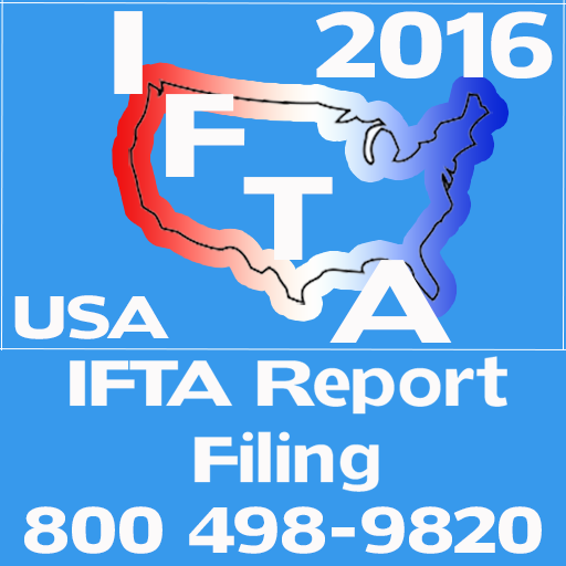 IFTA Report Filing